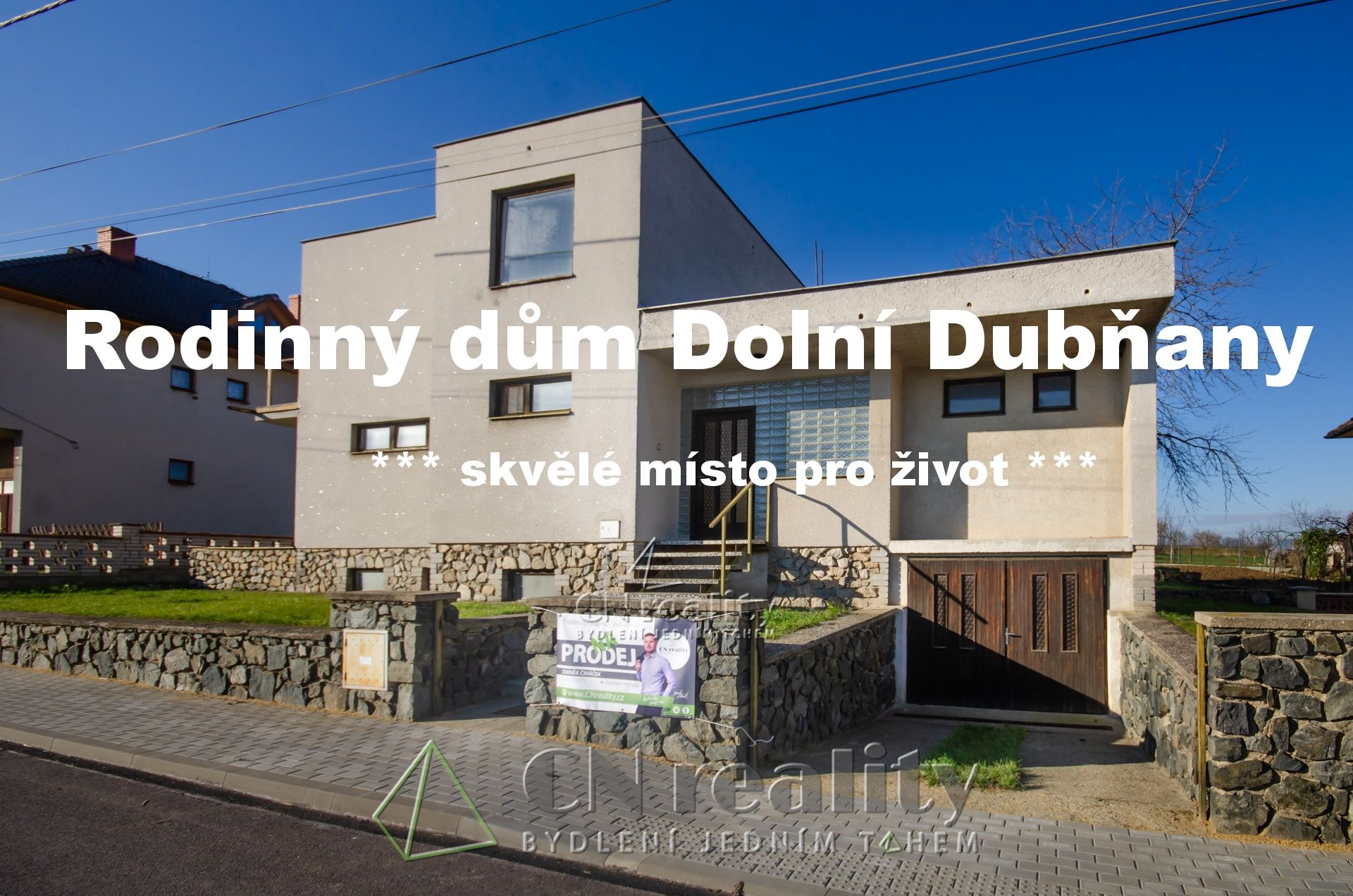 Webová stránka Dům Dolní Dubňany