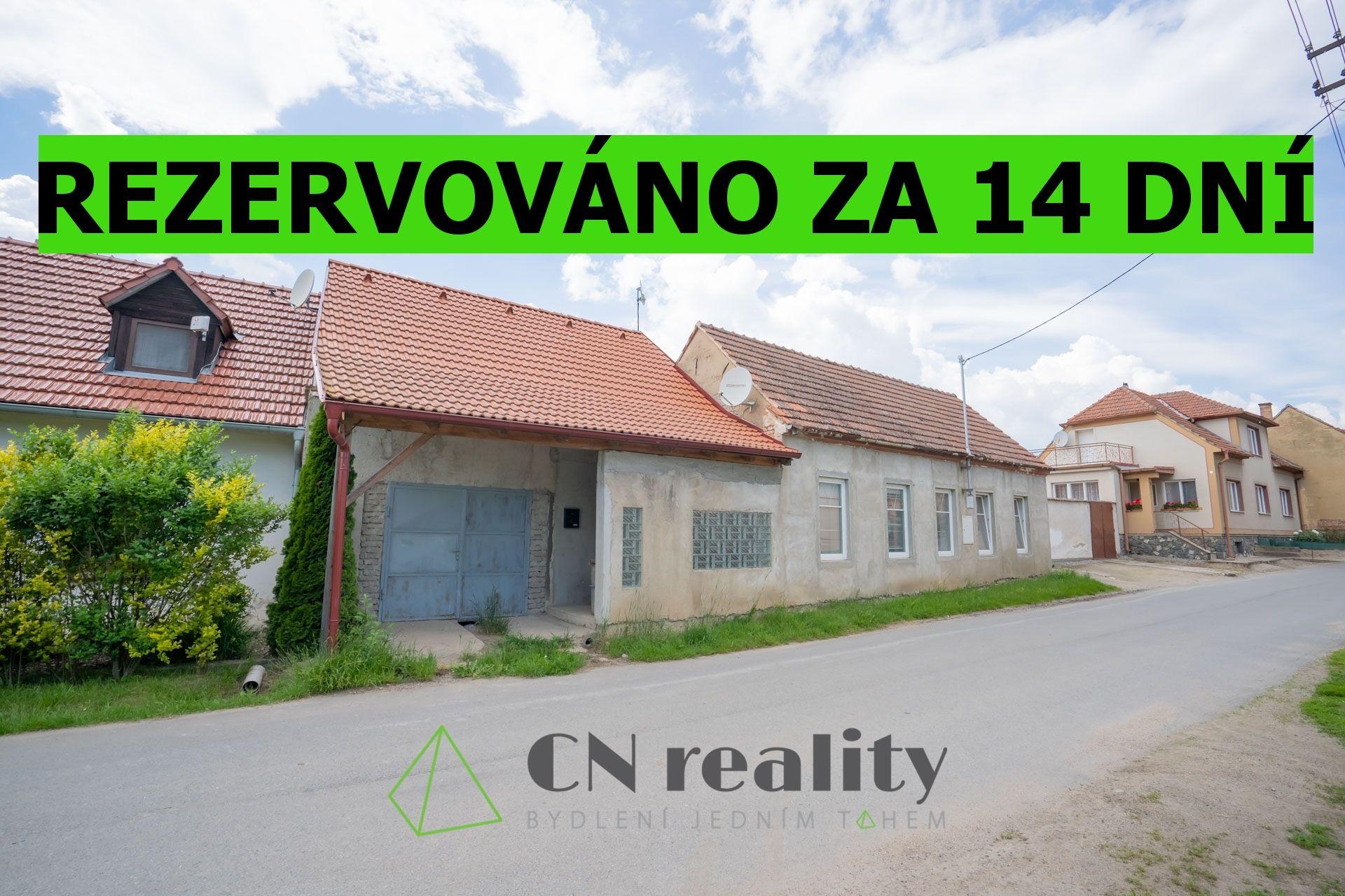 Rodinný dům Petrovice