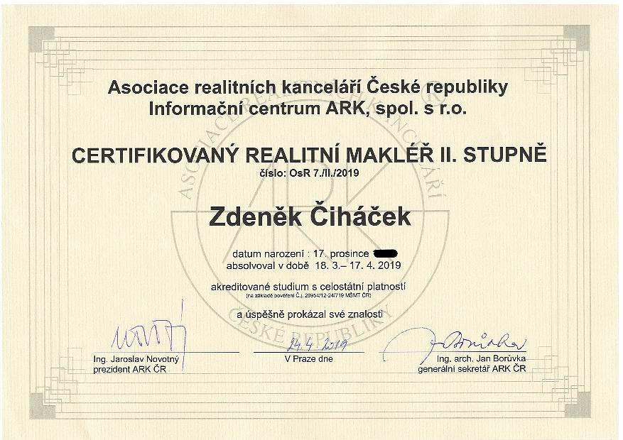 zdenek_cihacek_certifikat_realitniho_maklere_2